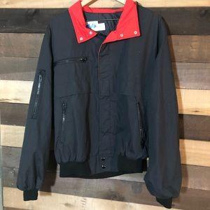 Vintage Chevy Men's Jacket size Large